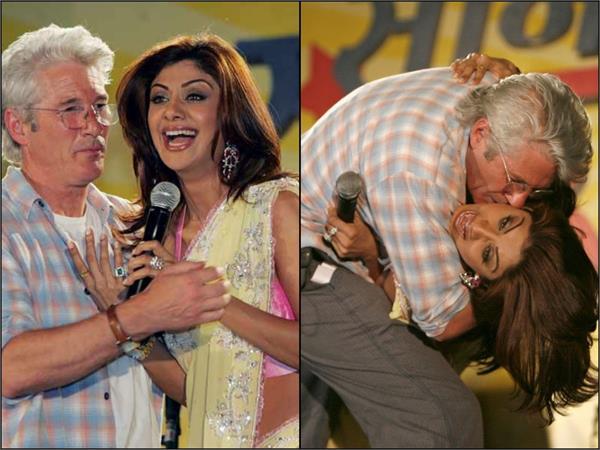 शिल्पा शेट्टी को स्टेज पर किया था Kiss, इस एक्टर को चीन ने किया है बैन
