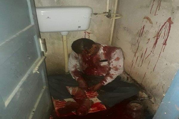कमांडो बटालियन के ए.एस.आई. ने की गोली मार कर आत्महत्या
