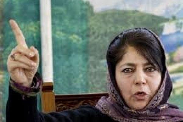 'जम्मू -कश्मीर के विशेष दर्जे से कोई समझौता नहीं होगा'