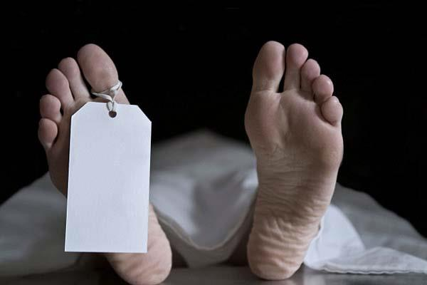 सीढिय़ों से गिरा व्यक्ति,मौत