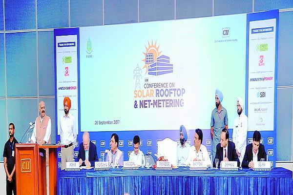 सौर ऊर्जा उद्योग के समक्ष ऊर्जा संग्रहण सबसे बड़ी चुनौती: बदनौर
