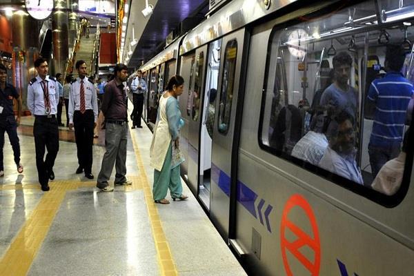 गुरुग्राम और नोएडा यात्रियों को Delhi Metro का तोहफा