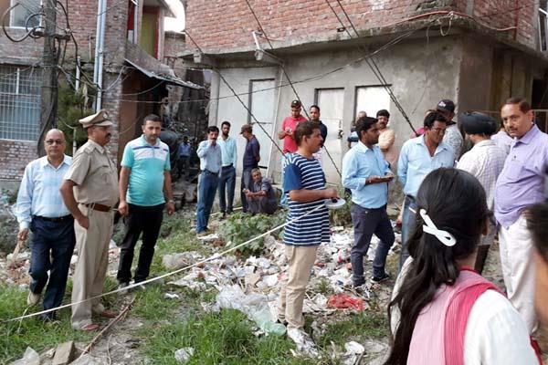HC के आदेशों के चला विभाग का डंडा, रेलवे की भूमि से हटाए अवैध कब्जे