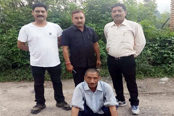 पुलिस की SIB ने 10 साल बाद धरा भगौड़ा, इस मामले में चल रहा था फरार