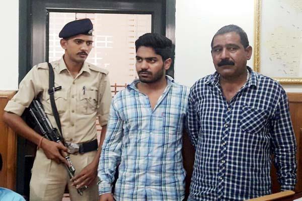 जिम ट्रेनर हत्याकांड में बड़ा खुलासा, दिल्ली में थी प्लानिंग, रास्ते में लक्की बन गया निशाना