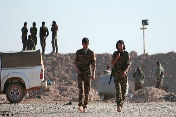 सीरियाई सेना डेर अल-जोर के औद्योगिक इलाके तक पहुंची
