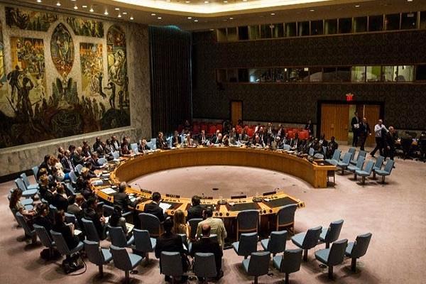 संयुक्त राष्ट्र सुरक्षा परिषद ने म्यांमार में जारी हिंसा की निंदा की