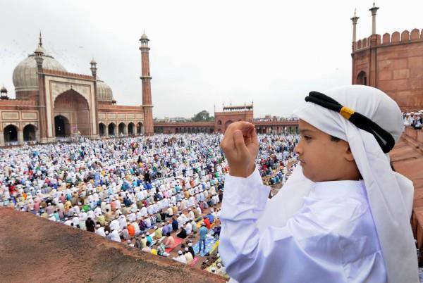 ईदगाह वैल्फेयर सोसायटी ने जारी किया ईद की नमाज का टाइम-टेबल