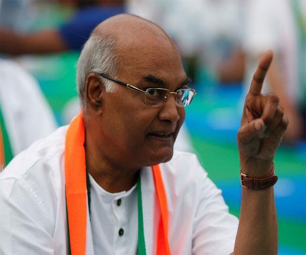 राष्ट्रपति बनने के बाद पहली बार आज लखनऊ दौरे पर जाएंगे रामनाथ कोविंद