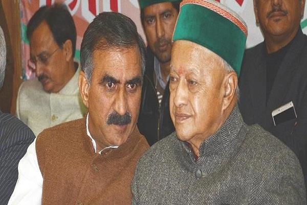 चुनावों से पहले वीरभद्र-सुक्खू को हाईकमान ने किया दिल्ली तलब
