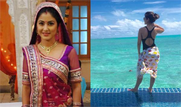 hina khan to play a role rashmi sharma next show