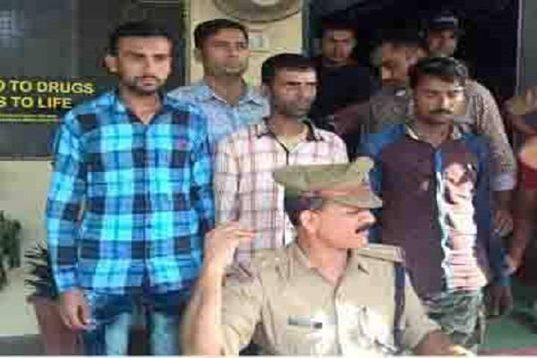 पुलिस ने चोरी मामलों में 3 आरोपियों को माल सहित दबोचा