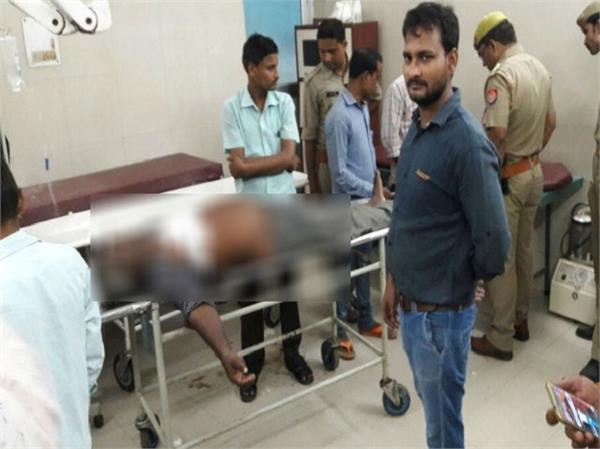 पुरानी रंजिश में 2 युवकों पर फायरिंग, जांच में जुटी पुलिस