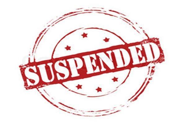 CM विंडो पर आने वाली शिकायतें निपटाने में लापरवाही बरतने पर 5 अधिकारी निलंबित