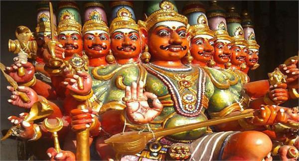 उत्तर भारत का एकमात्र मंदिर, चोरी-छुपे होती है रावण की पूजा!