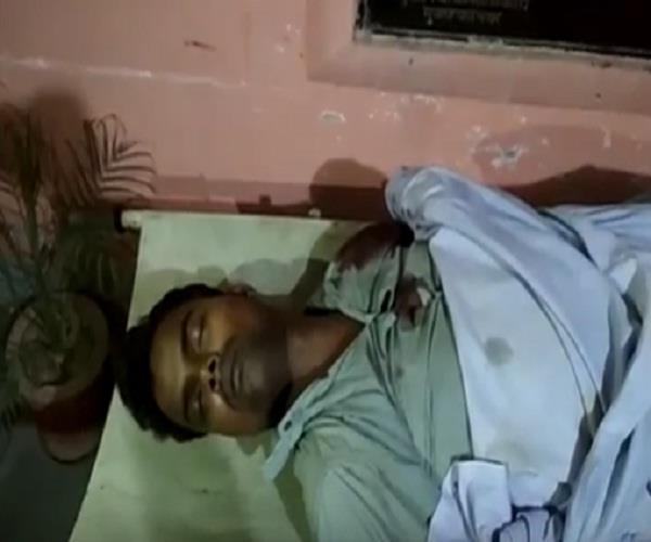 पुलिस मुठभेड़ में इनामी बदमाश ढेर, बड़ी वारदात को देेने वाला था अंजाम