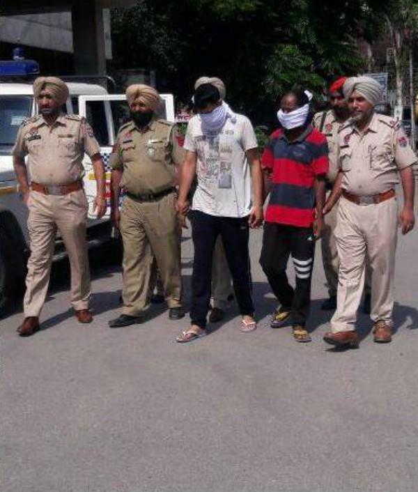 पंजाब कांग्रेस के पूर्व कैशियर सिंगला के नौकर राम बहादुर की हत्या करने वाले गिरफ्तार
