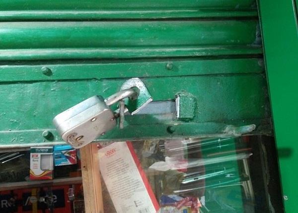 पालमपुर में रातों-रात 3 दुकानें साफ, दुकानमालिकों के छूटे पसीने