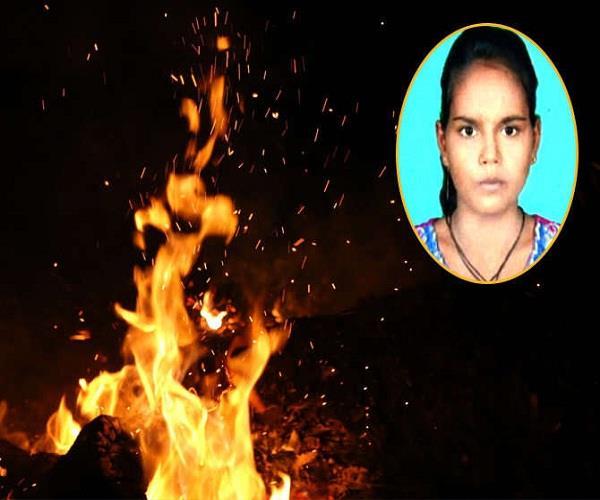 हैवानियत की हद पारः रेप की कोशिश में नाकाम होने पर नाबालिग को जिंदा जलाया