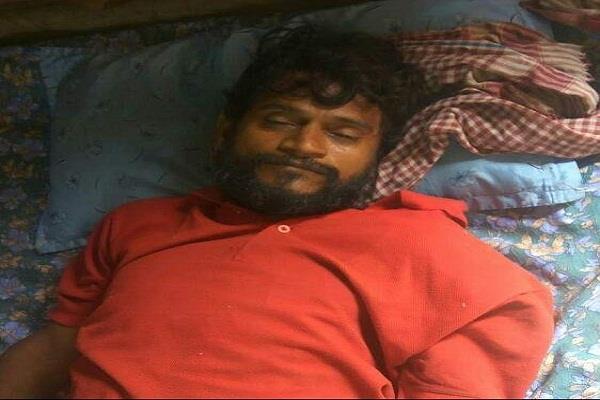 प्रवासी मजदूर ने फंदा लगाकर की आत्महत्या