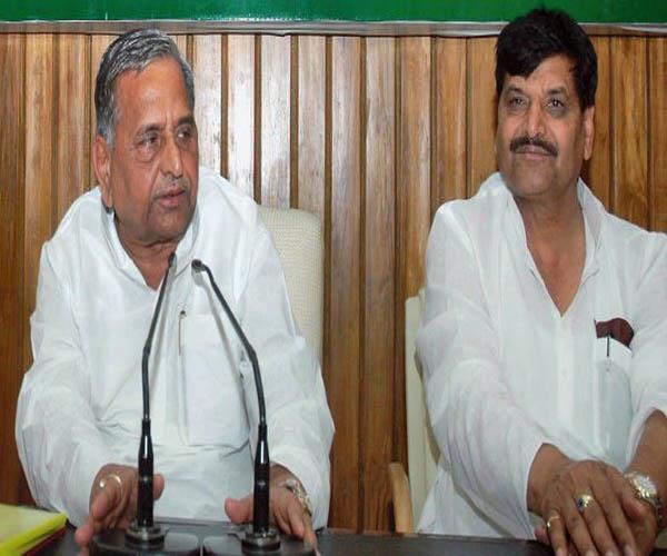 लोहिया ट्रस्ट की बैठक जारीः रामगोपाल की जगह सपा के नए सचिव बने शिवपाल