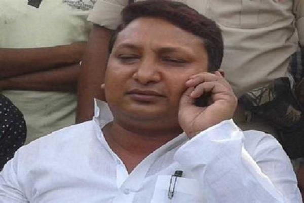 राजद विधायक को रंगदारी के लिए आया फोन, 20 लाख रूपए की रखी मांग