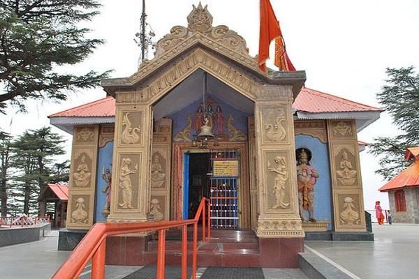 जल्द नए रूप में दिखेगा प्रसिद्ध जाखू मंदिर, CM ने किया शिलान्यास