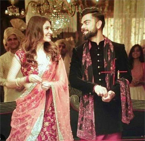 anushka sharma and virat kohli ad shoot