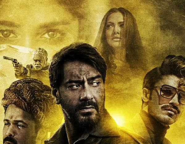 movie review of  baadshaho