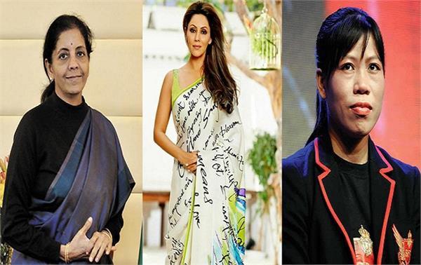 मिलिए भारत की इन 11 प्रभावशाली महिलाअाें से!