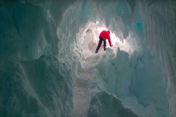अंटार्कटिका की गर्म गुफाओं में हो सकती है जीव-जन्तुओं की अंजान दुनिया