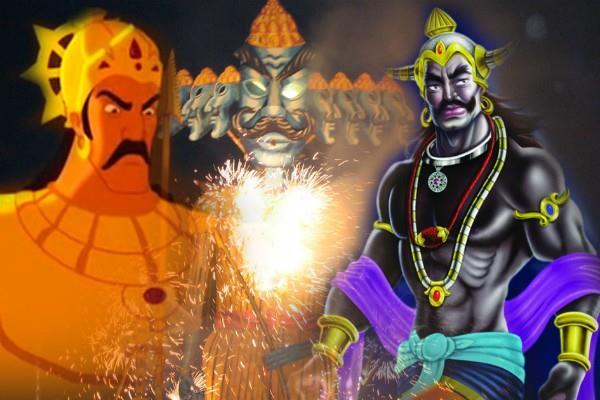 आज भारत के इस गांव में श्री राम का नहीं रावण का होगा पूजन