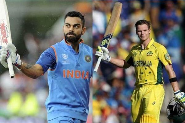 श्रीलंका के बाद अब विराट के वीरों की नजरें आस्ट्रेलिया को हराने पर