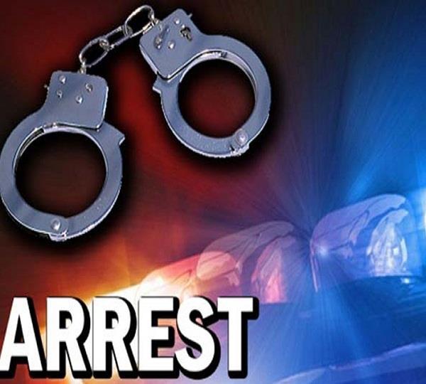 एस.एच.ओ. 50 हजार रुपए रिश्वत लेता गिरफ्तार