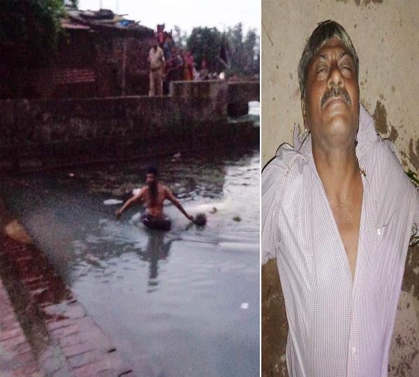स्वीमिंग पूल में डूबने से अज्ञात प्रवासी मजदूर की मौत