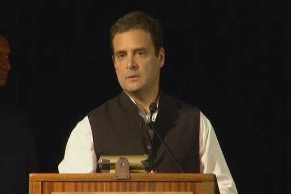 'राहुल गांधी द्वारा सिखों के कत्लेआम की निंदा करना ड्रामेबाजी'