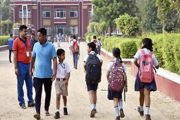 10 दिन बाद खुला रेयान स्कूल 24 सितंबर तक बंद, 25 से लगेंगी क्लासें