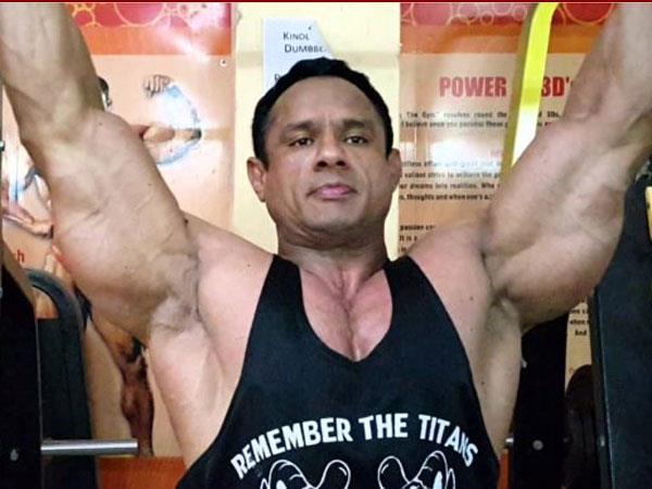 प्रो-ओलंपिया पावरलिफ्टिंग में भाग लेने वाले पहले भारतीय बनेंगे मुकेश