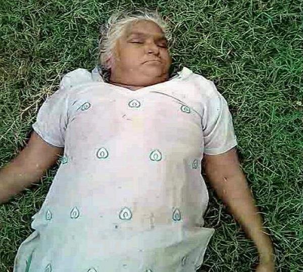 नहर में गिरने से महिला की मौत