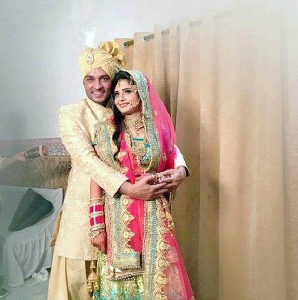 anas rashid getting married with hina