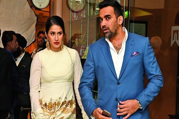 सागरिका के हो जाएंगे जहीर खान, इस महीने करेंगे शादी