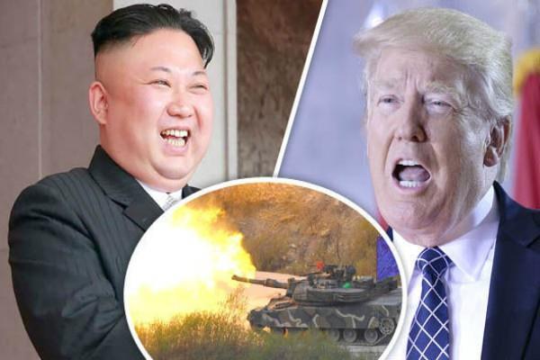अमरीका के इस कदम से बौखलाया उत्तर कोरिया, दी ये धमकी