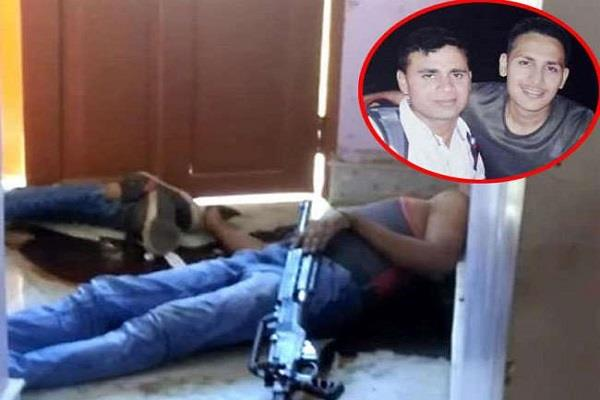 जवान ने अपने साथी को मारी गोली, फिर खुद भी की आत्महत्या