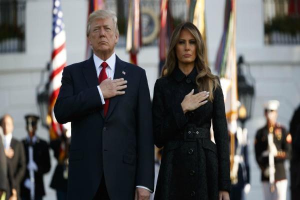 9/11 आतंकी हमले की बरसी पर बोले ट्रंप- अमरीका को 'डराया नहीं जा सकता'