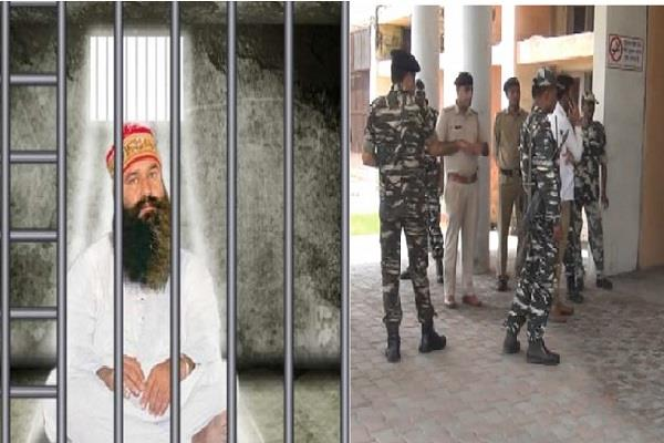 राम रहीम की तबीयत बिगड़ी, सुनारिया जेल पहुंची PGI के डॉक्टरों की टीम