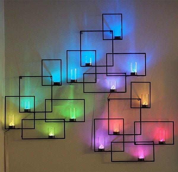 इस फेस्टिव सीजन 'Stylish Lighting' से सजाएं दीवारें