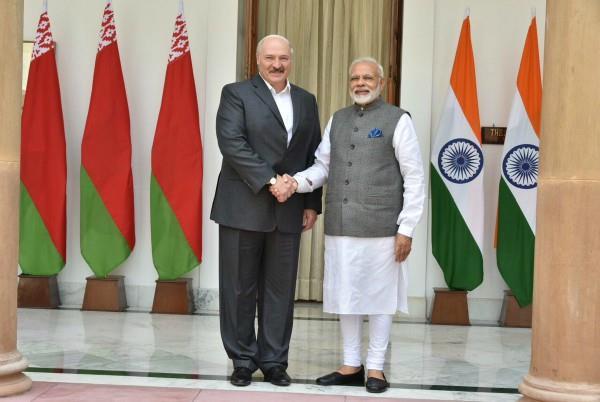 मेक इन इंडिया में बेलारूस ने दिखाई रूचि, भारत के साथ किए 10 समझौते