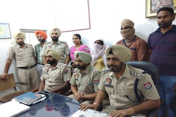 अगवा हुर्ई लड़की के मामले में आया नया मोड़,आरोपी निहंग मौसी सहित गिरफ्तार