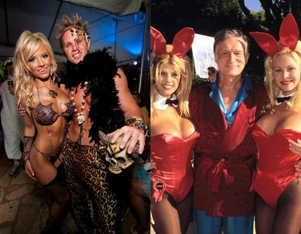 playboy mansion facts