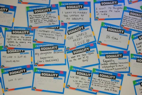 आस्ट्रेलियाई अदालत ने समलैंगिक विवाह पर डाक मत के खिलाफ चुनौतियों को किया खारिज